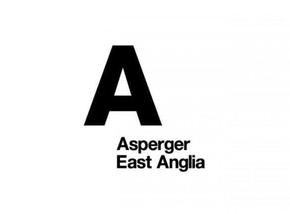 Asperger East Anglia visual identity