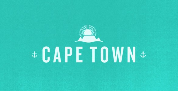 Cape Town logotype by Albin Holmqvist