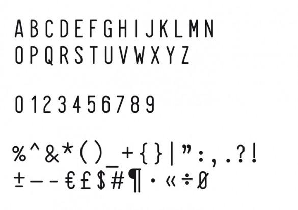 Blazingword typeface by Studio8 Design