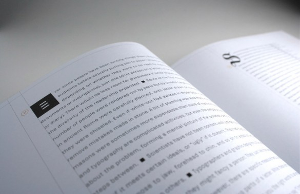 Explorations in Typography by Carolina de Bartolo