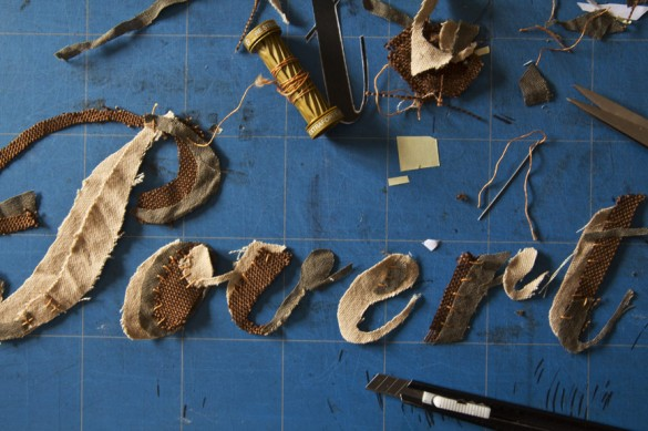 Handcrafted type by Happycentro