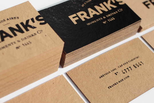 Frank's Moments & Drinks