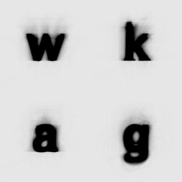 Average Font by Moritz Resl