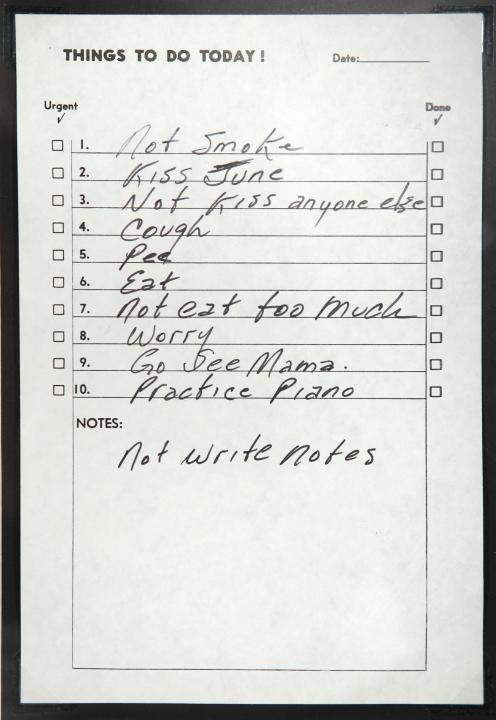 Letters of note: Johnny Cash