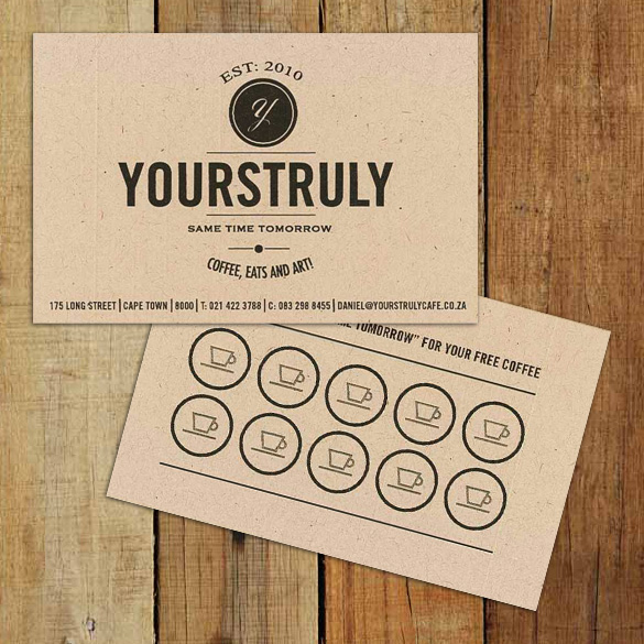 Yourstruly Cafe, Long Street, Cape Town