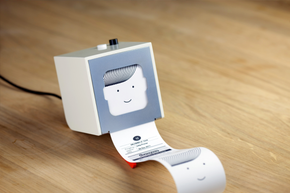 Berg London announces Little Printer and Berg Cloud