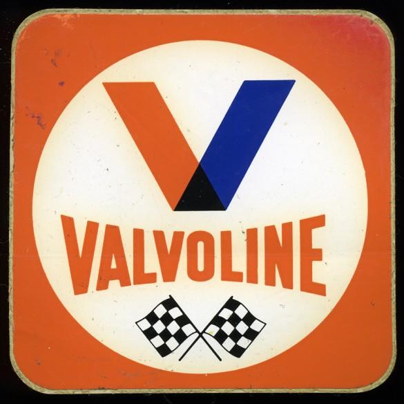 Vintage 1970s Racing Decals