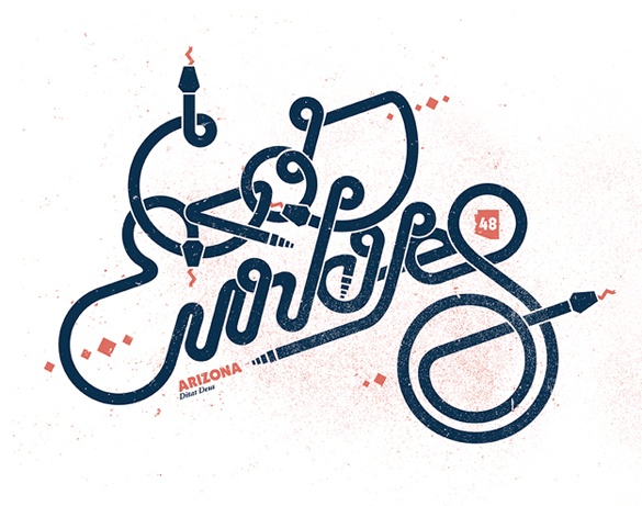 50 and 50 - The state mottos project