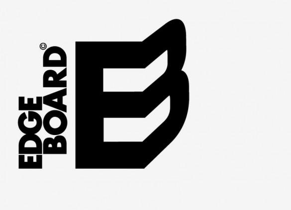 Edgeboard identity by Hampus Jageland