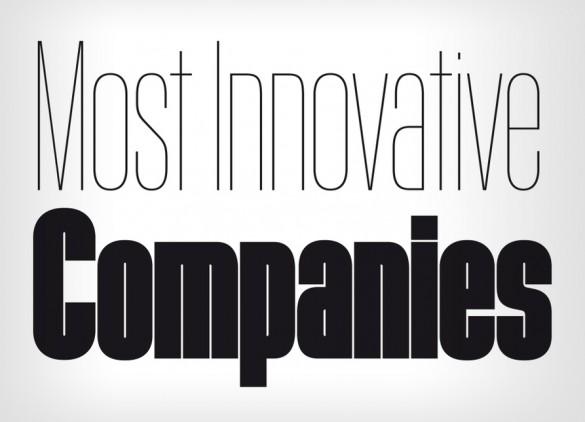 New Fast Company fonts