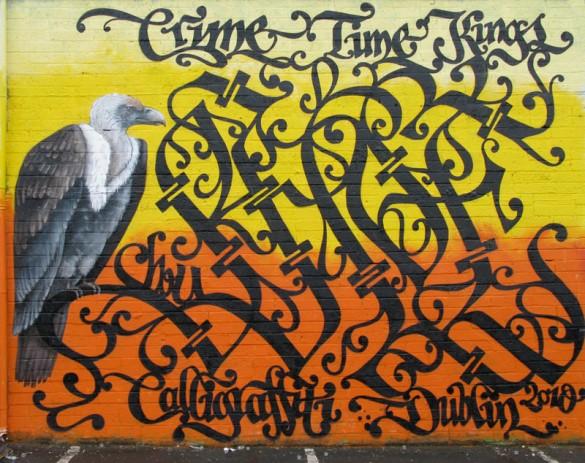 Calligraffiti by Niels Shoe Meulman