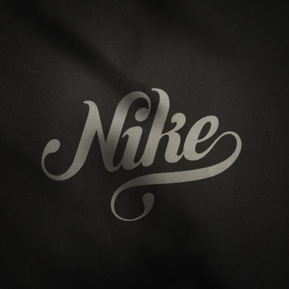 Nike T-shirt designs by Mats Ottdal