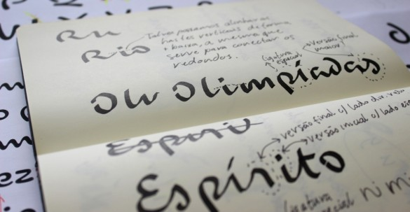 Rio 2016 font