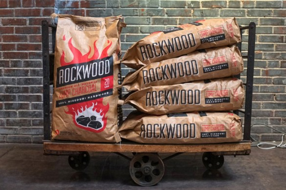 Rockwood Charcoal packaging